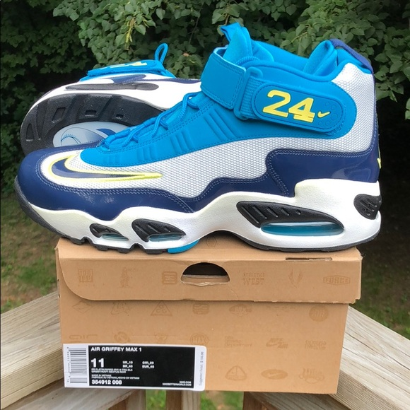 Nike Shoes   New Nike Air Griffey Max
